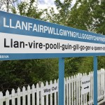 Llanfair P G Station Anglesey